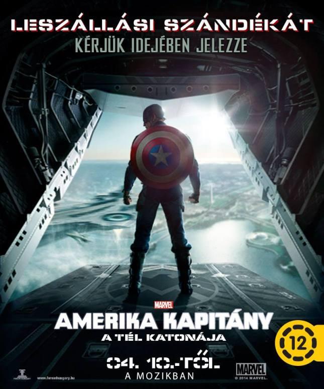 Amerika-Kapitány-A-tél-katonája-poszter